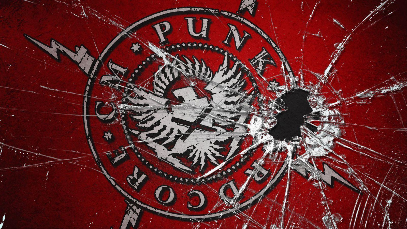 CM Punk Logo Wallpapers 1600x900