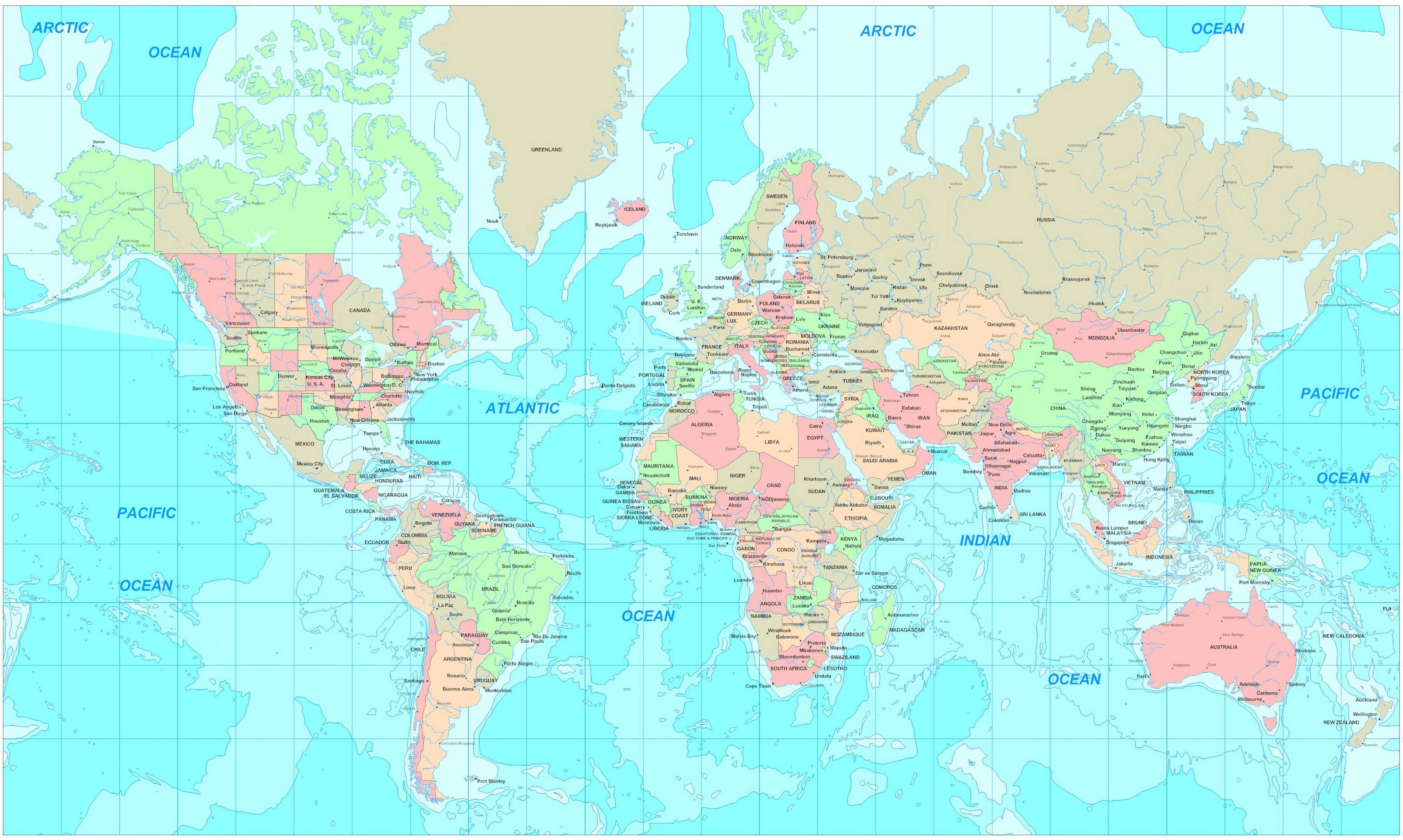 74+] World Map Wallpaper High Resolution on WallpaperSafari on wallpaper desktop world map, home world map, high quality world map, word world map, html world map, the best vector world map,