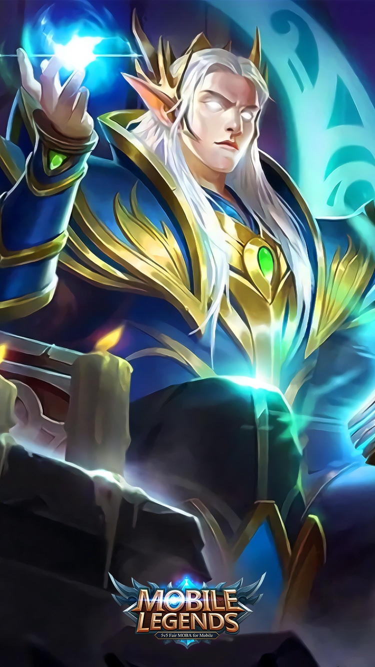download Wallpaper Mobile Legends 80 HD Resolution [750x1334 750x1334