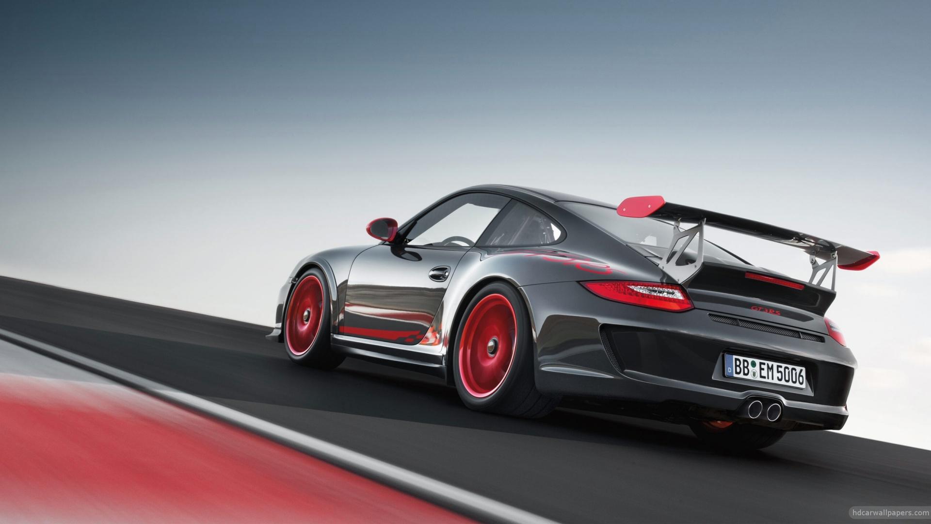 Porsche 911 GT3 RS 2 Wallpaper HD Car Wallpapers 1920x1080