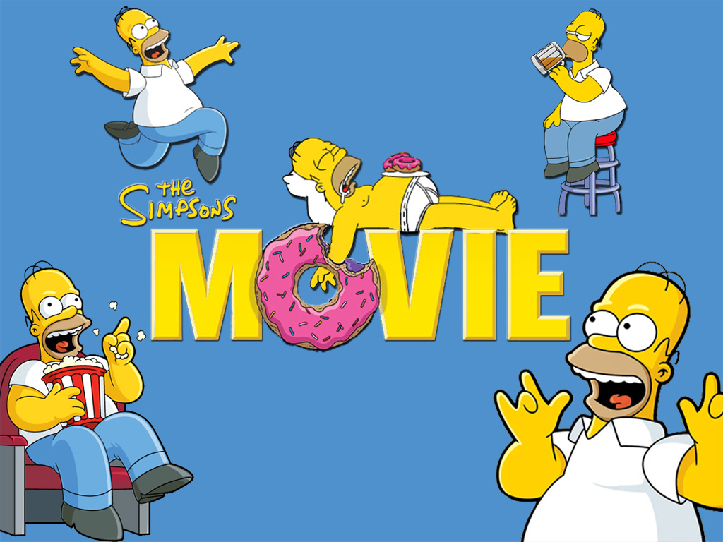 Free Download Simpsons Movie The Simpsons Movie Wallpaper 122742 1024x768 For Your Desktop Mobile Tablet Explore 73 Simpsons Movie Wallpaper Crazy Wallpapers Homer Simpson Wallpaper Bart Simpson Wallpaper