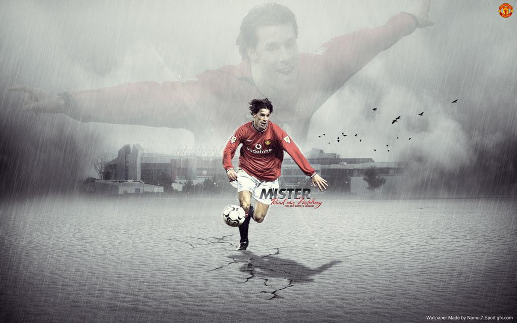 Ruud van Nistelrooy Wallpaper   Red Army Fanclub 1024x640