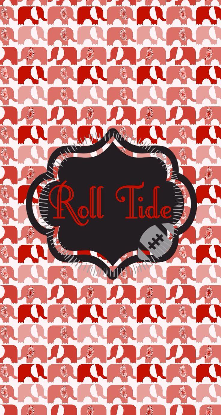 47 Crimson Tide Phone Wallpaper On Wallpapersafari