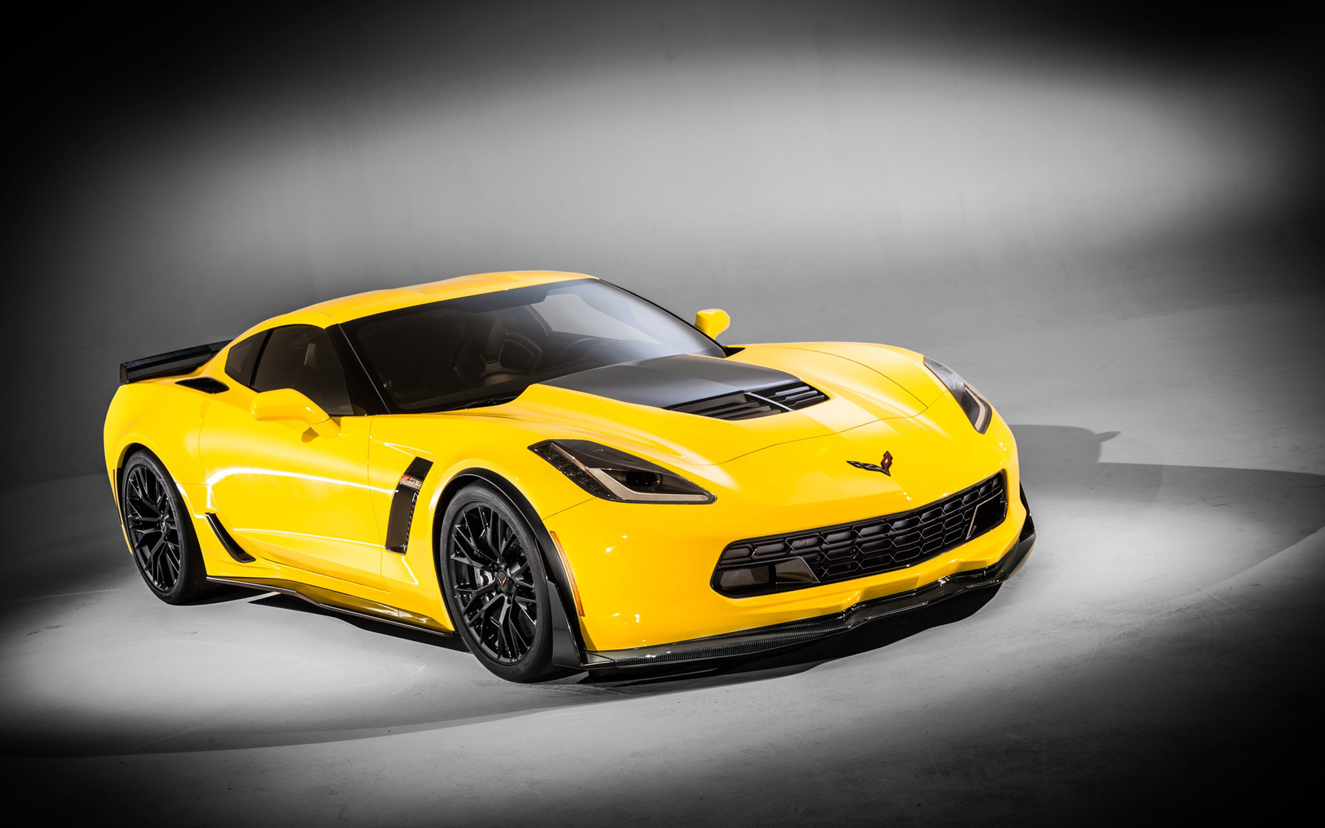 2015 Chevrolet Corvette Z06 HD Wallpapers 1920x1200