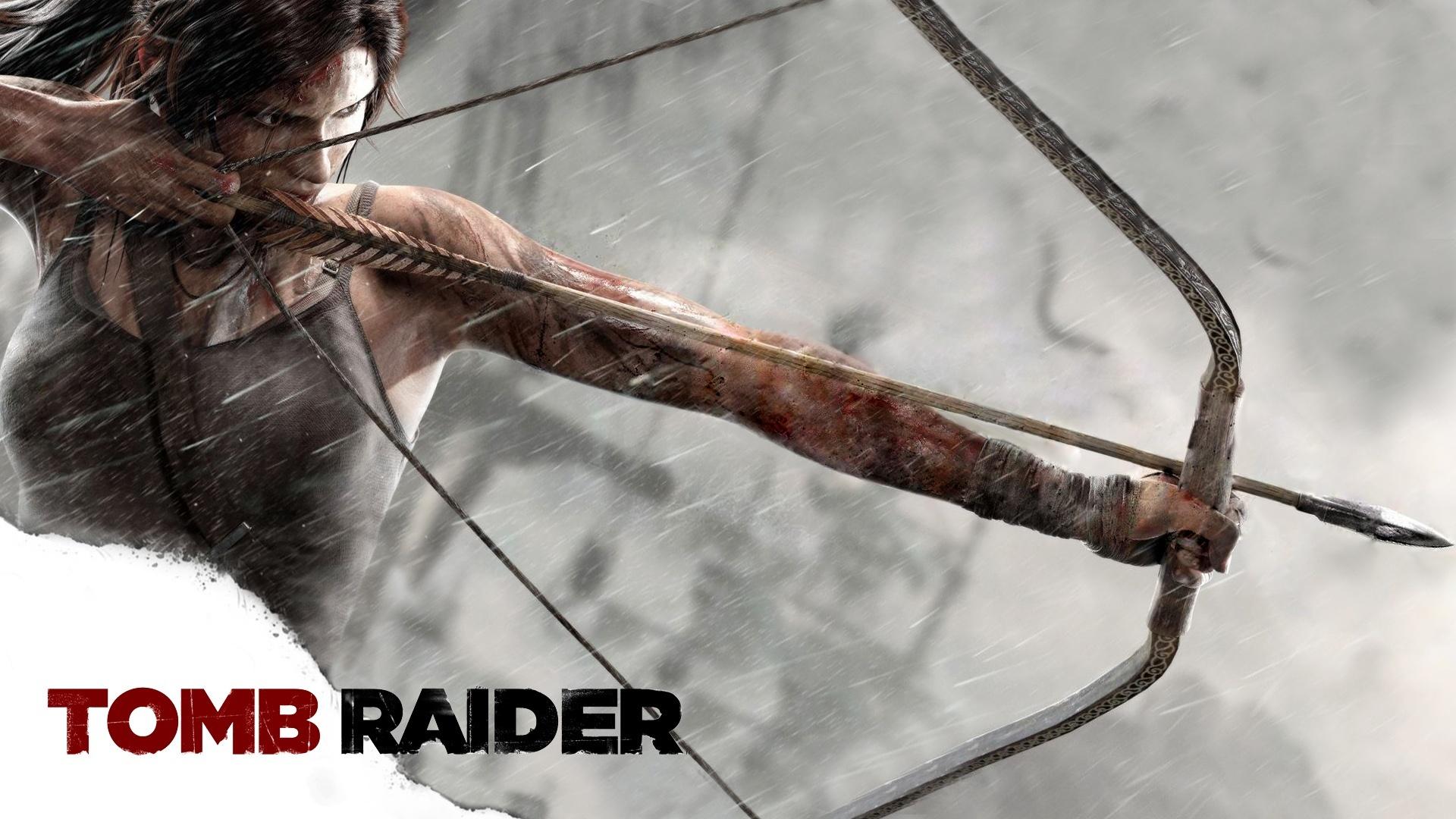 Lara Croft Tomb Raider 2013 Wallpapers   1920x1080   574702 1920x1080