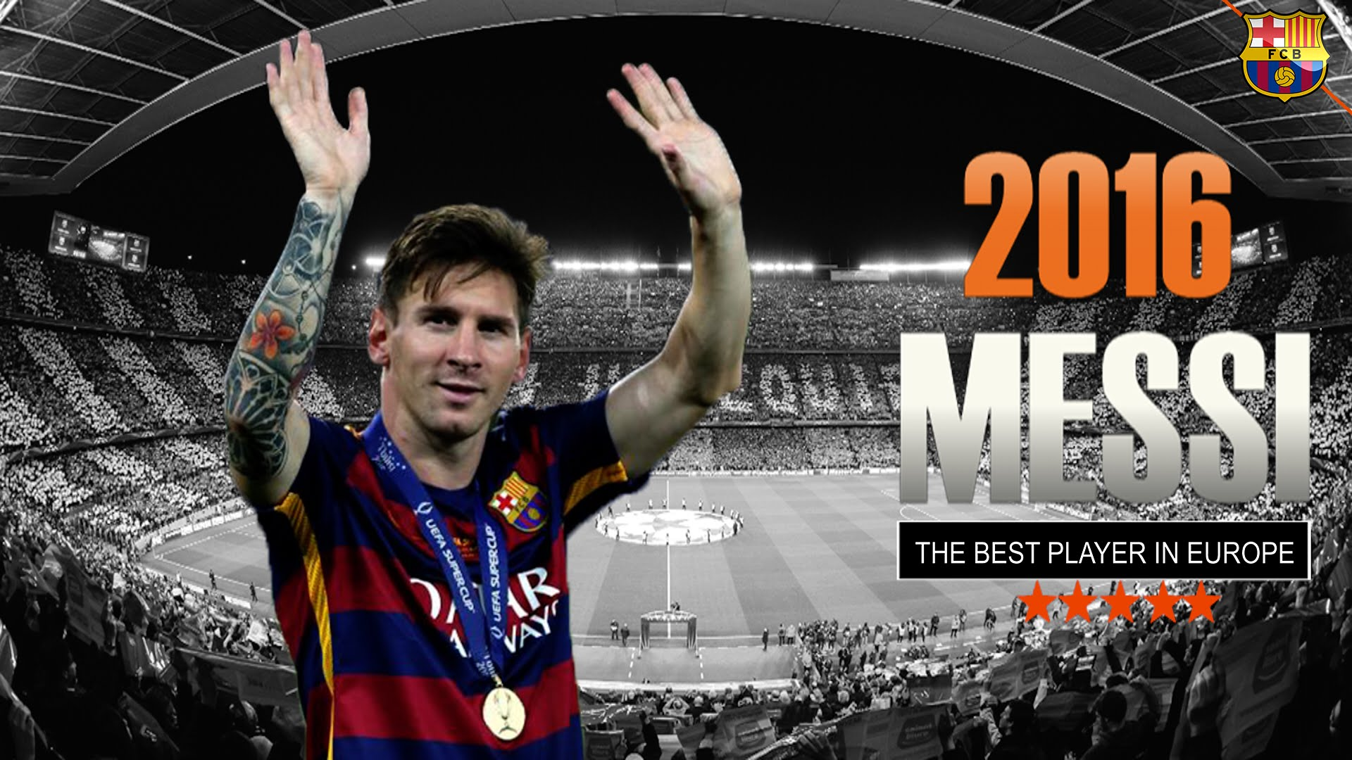 Lionel Messi 2016 Wallpapers Wallpapers Players Teams 1920x1080