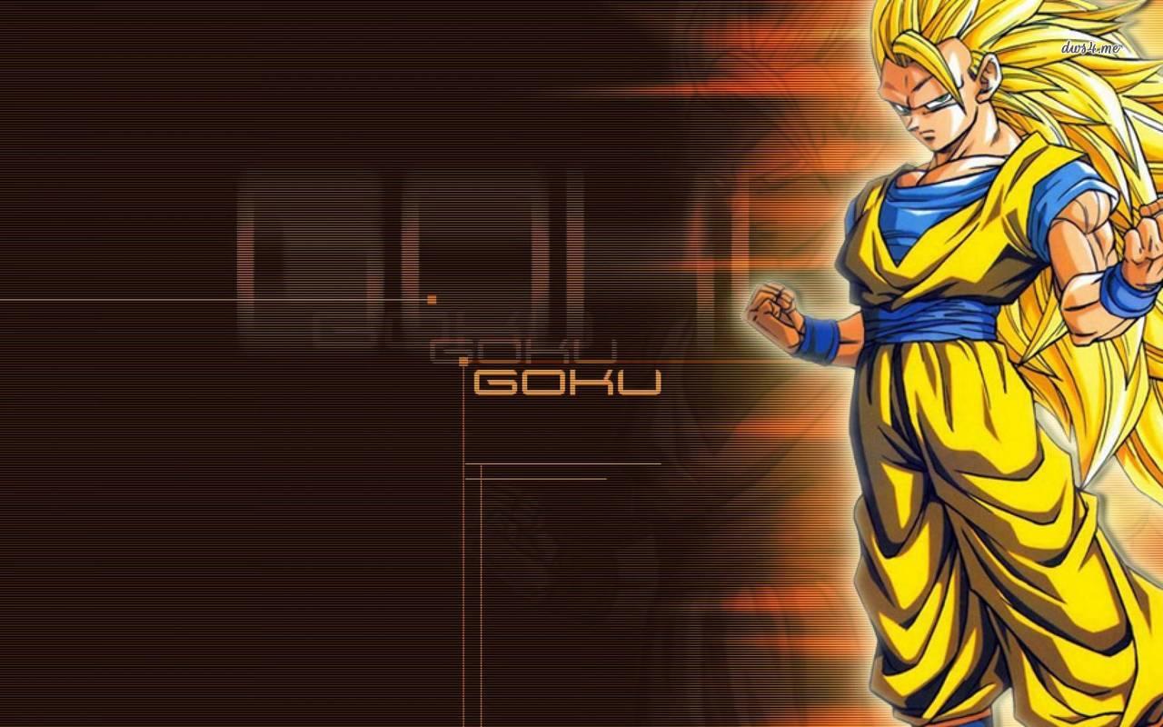 Goku   Dragon Ball Z wallpaper   Anime wallpapers   20298 1280x800