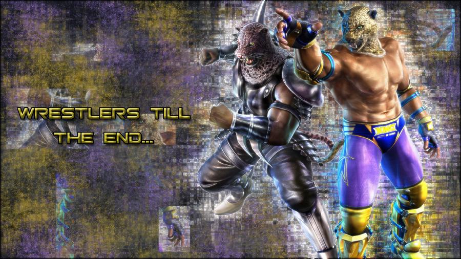 Tekken Armor King Wallpaper No gunther   wallpaper by 900x506