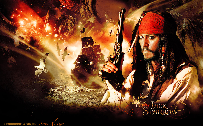 77 Captain Jack Sparrow Wallpaper On Wallpapersafari