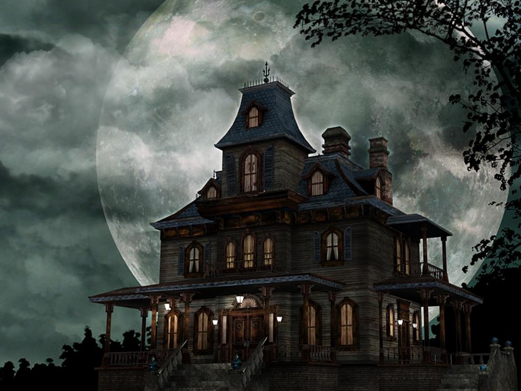 Desktop Wallpaper Halloween Wallpaper Background 1024x768
