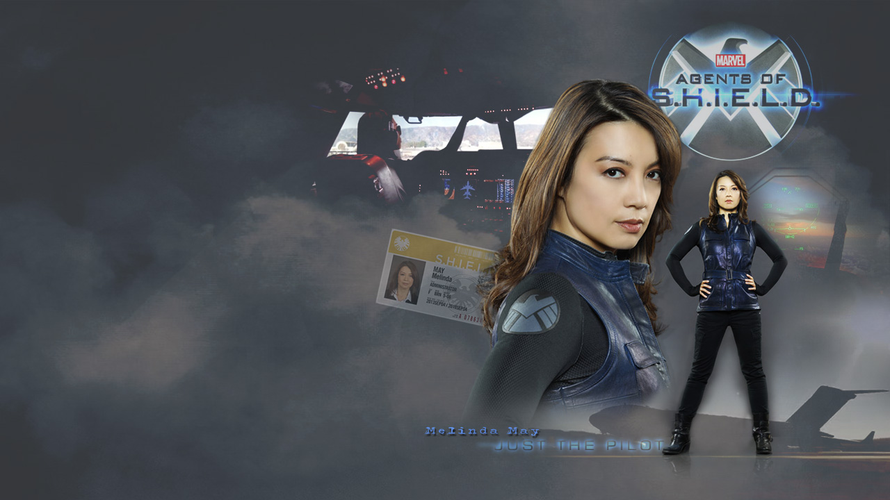 Wallpaper Agent Melinda May SHIELD TV Marvels Agents of 1280x720
