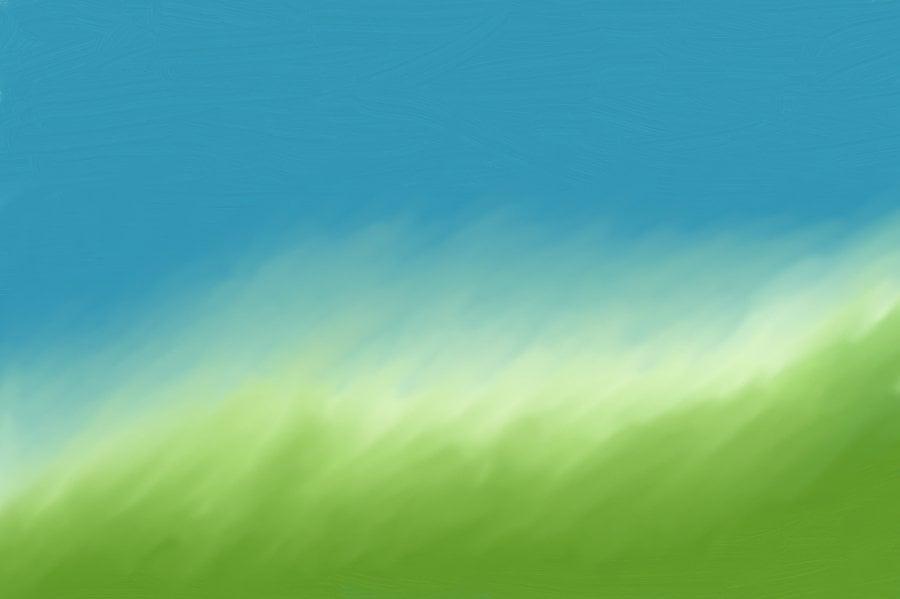 green and blue wallpaper wallpapersafari