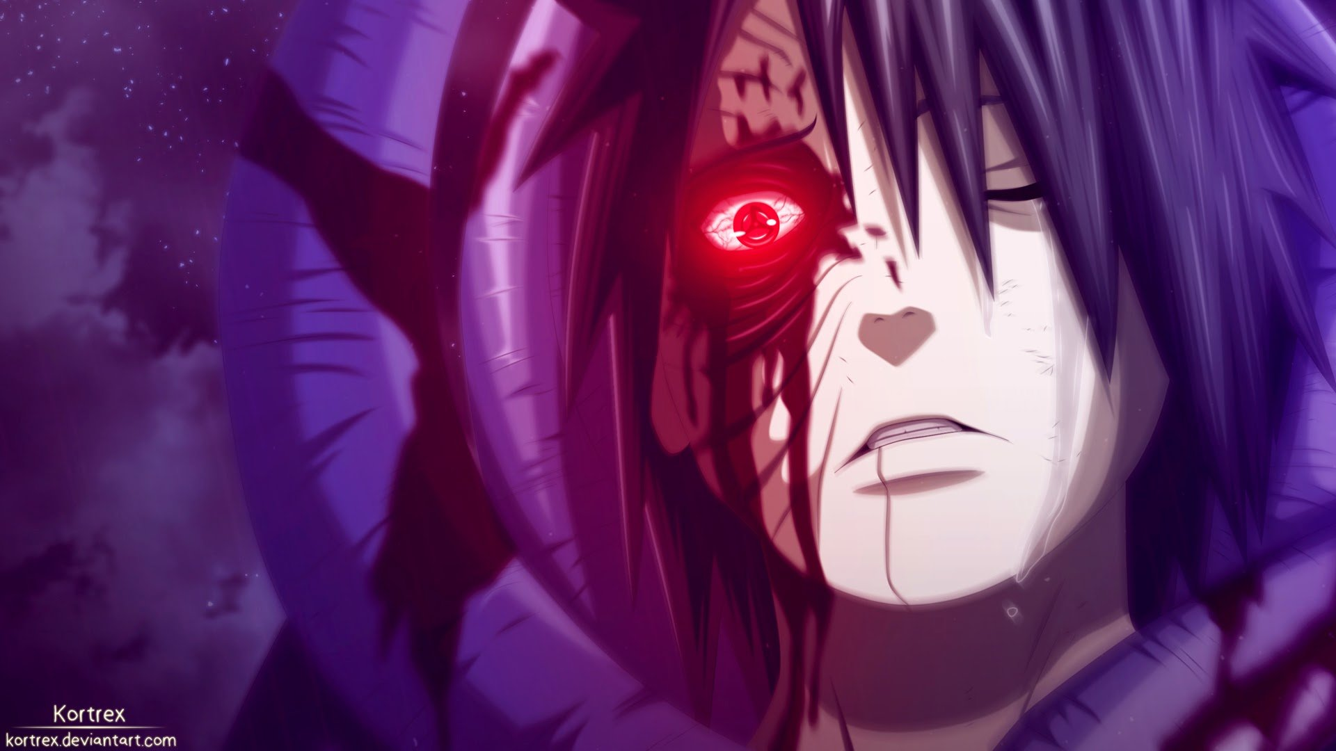 Obito Wallpaper Hd Obito HD Wallpaper - W...