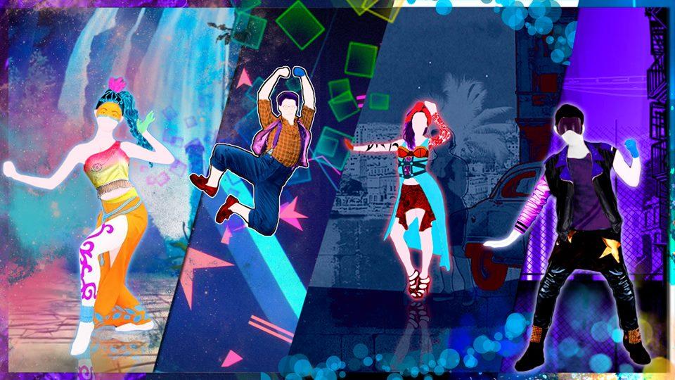 Just Dance Saga   Wallpaper FANMADE D Facebook 960x540