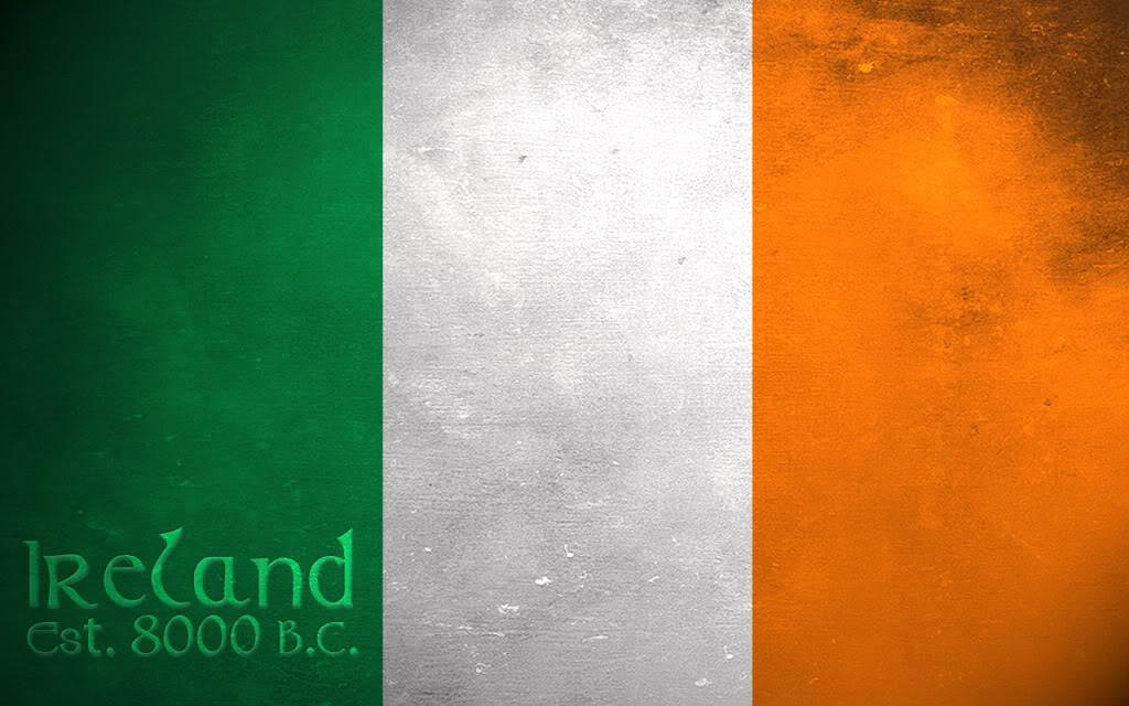 Download Irish Flag Wallpaper Irish Flag Desktop Background 1024x640