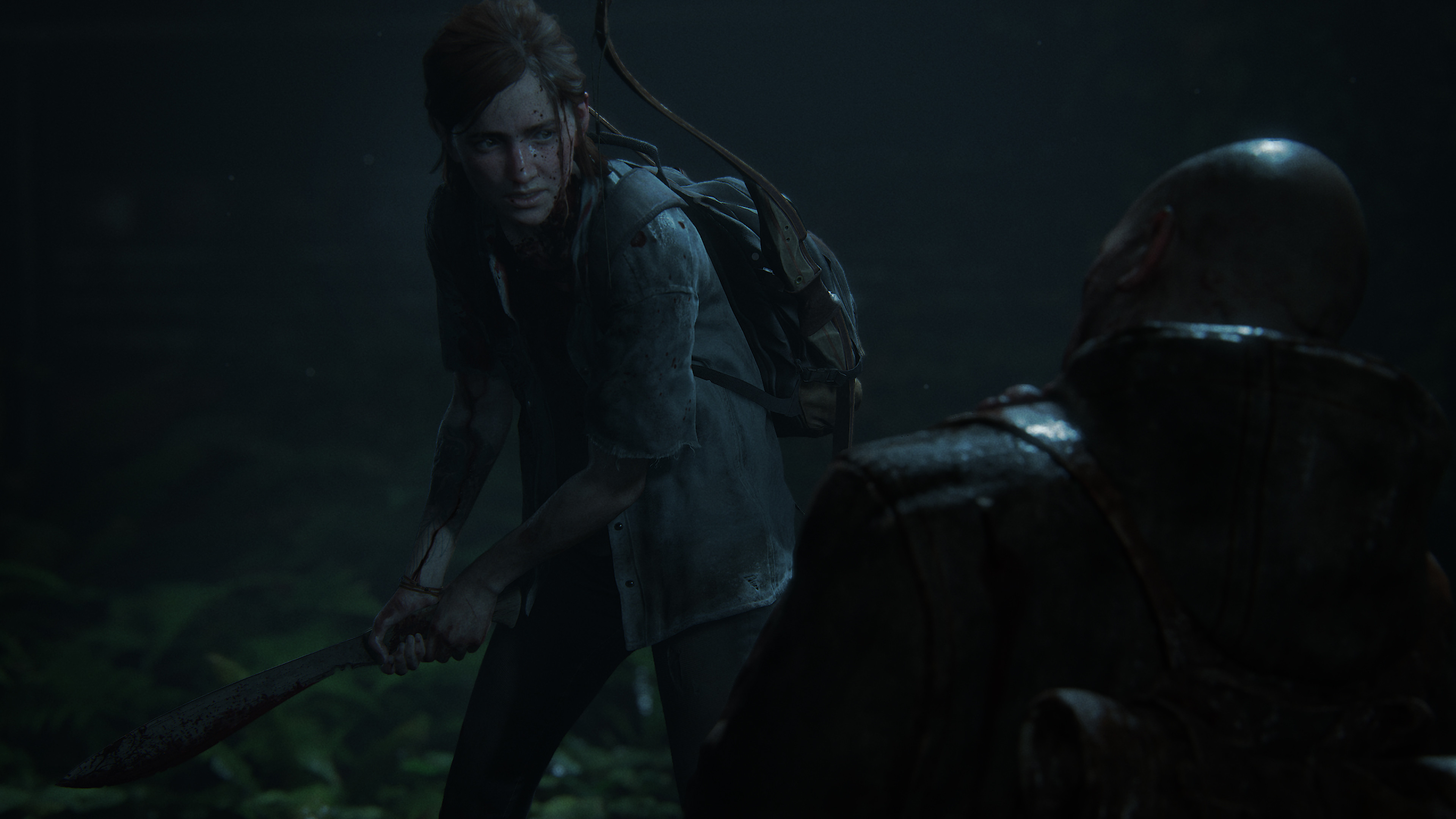 Free Download The Last Of Us Part Ii Game Playstation 3840x2160