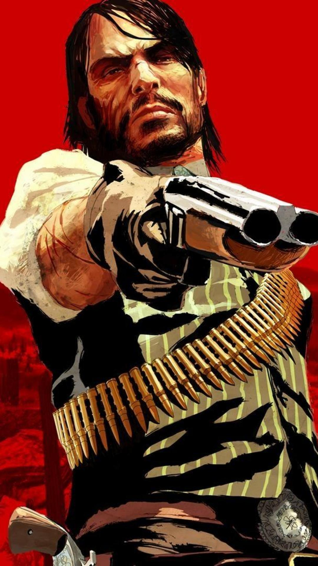 Free Download John John Marston Red Dead Redemption Red