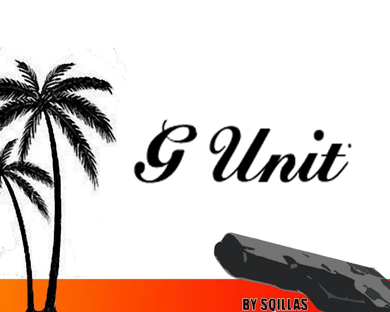 G Unit Logo Wallpapers 1280x1024