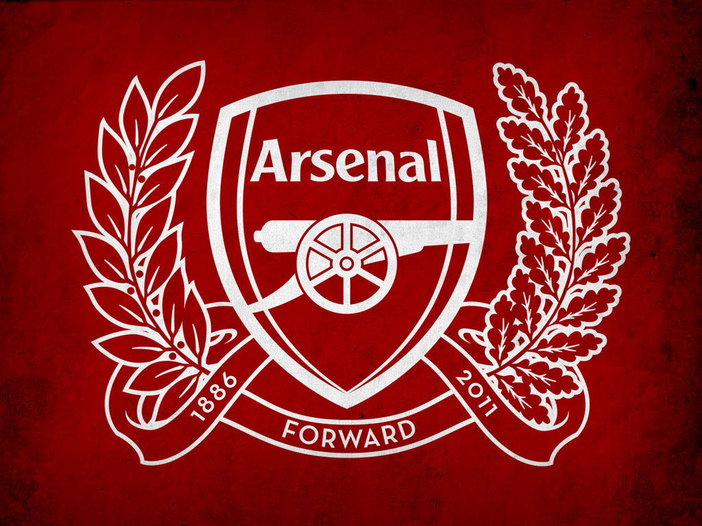 Arsenal FC 2013 Wallpapers with all the players like Aaron Ramzey 1024x768