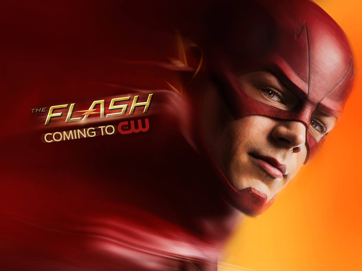 Are PostersBanners For CW network New Series THE FLASH and iZOMBIE 1200x900