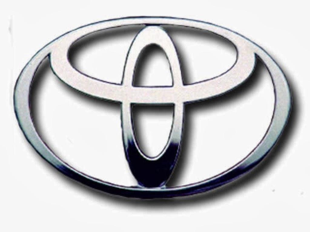 Toyota Logo Wallpaper 1024x768