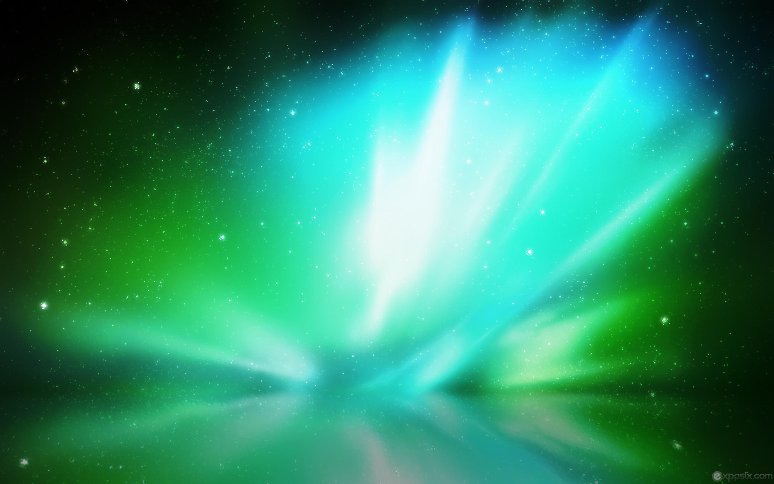 Northern Green Lights Thumb