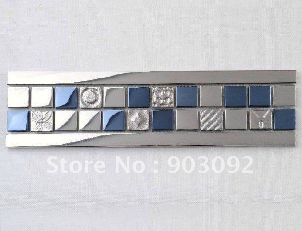 border wall line mosaic base molding crown molding new design jpg 609x466