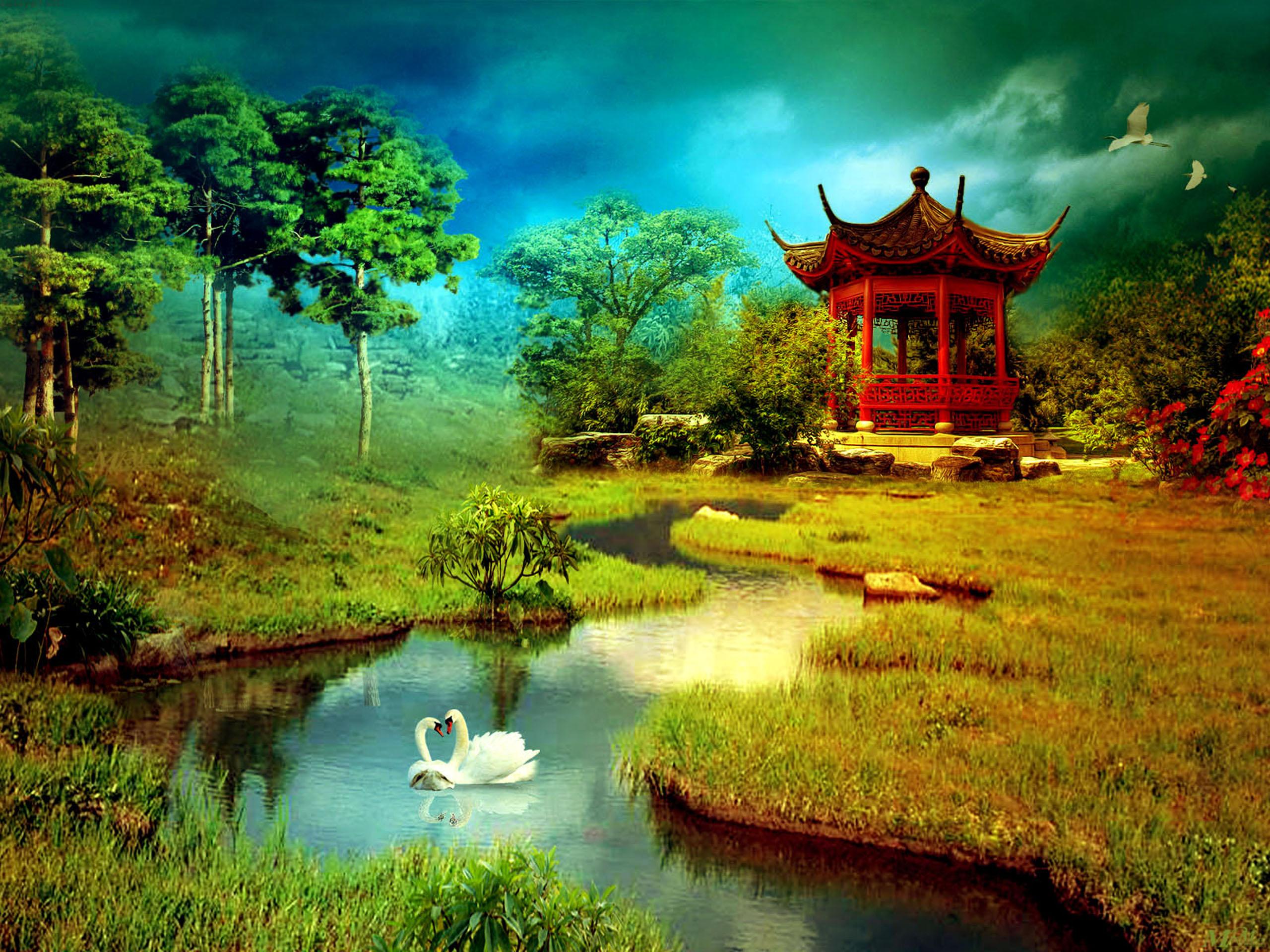 Nature 3d desktop wallpaper   HD Wallpapers 2560x1920