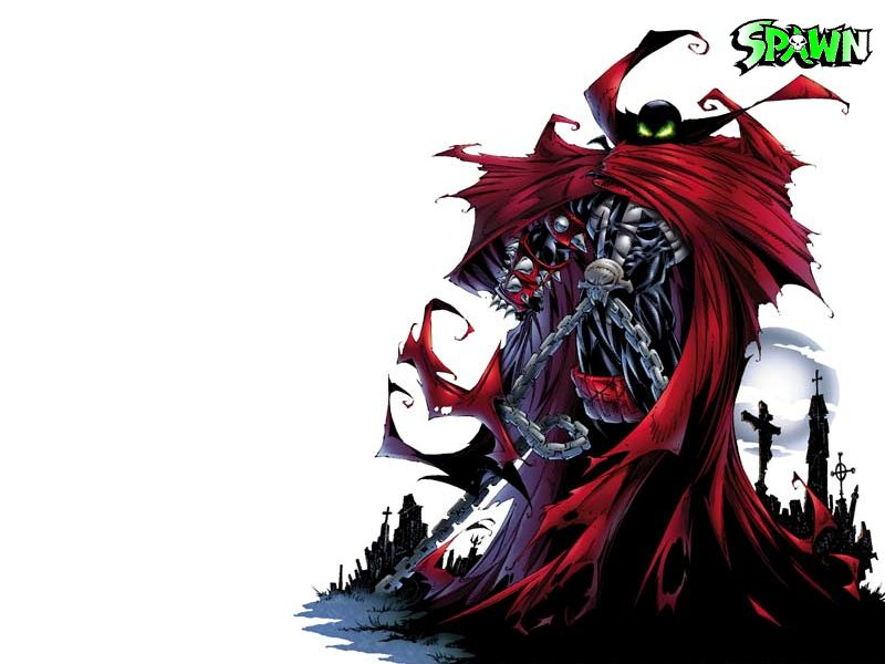 Spawn Wallpaper 800x600 Spawn