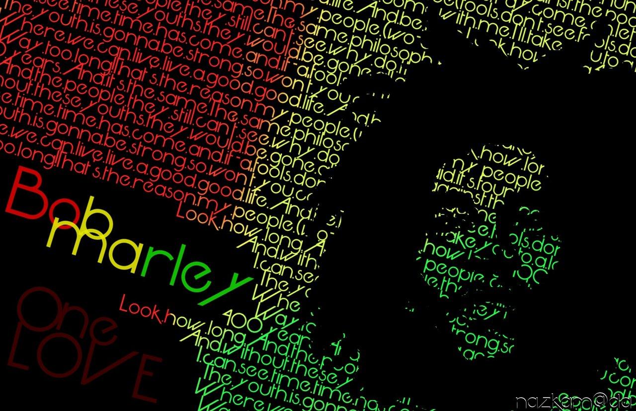 Bob Marley Wallpaper by Nazkam on DeviantArt