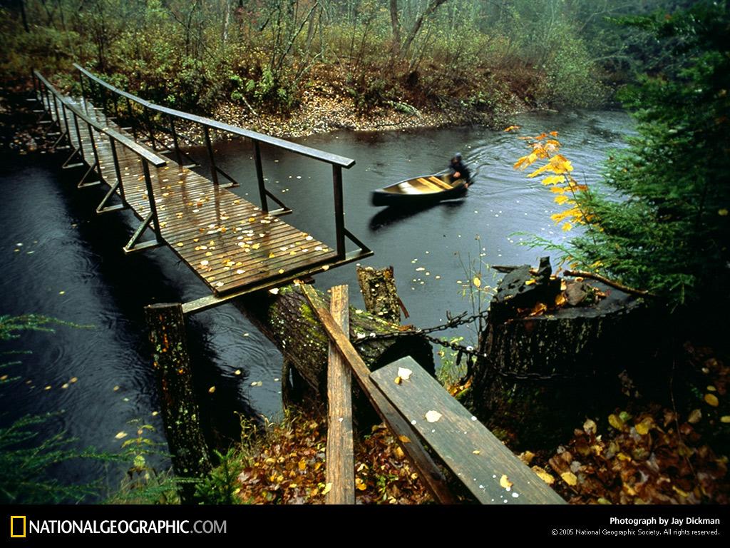 Michigan Upper Peninsula 1996 Photo of the Day Picture 1024x768
