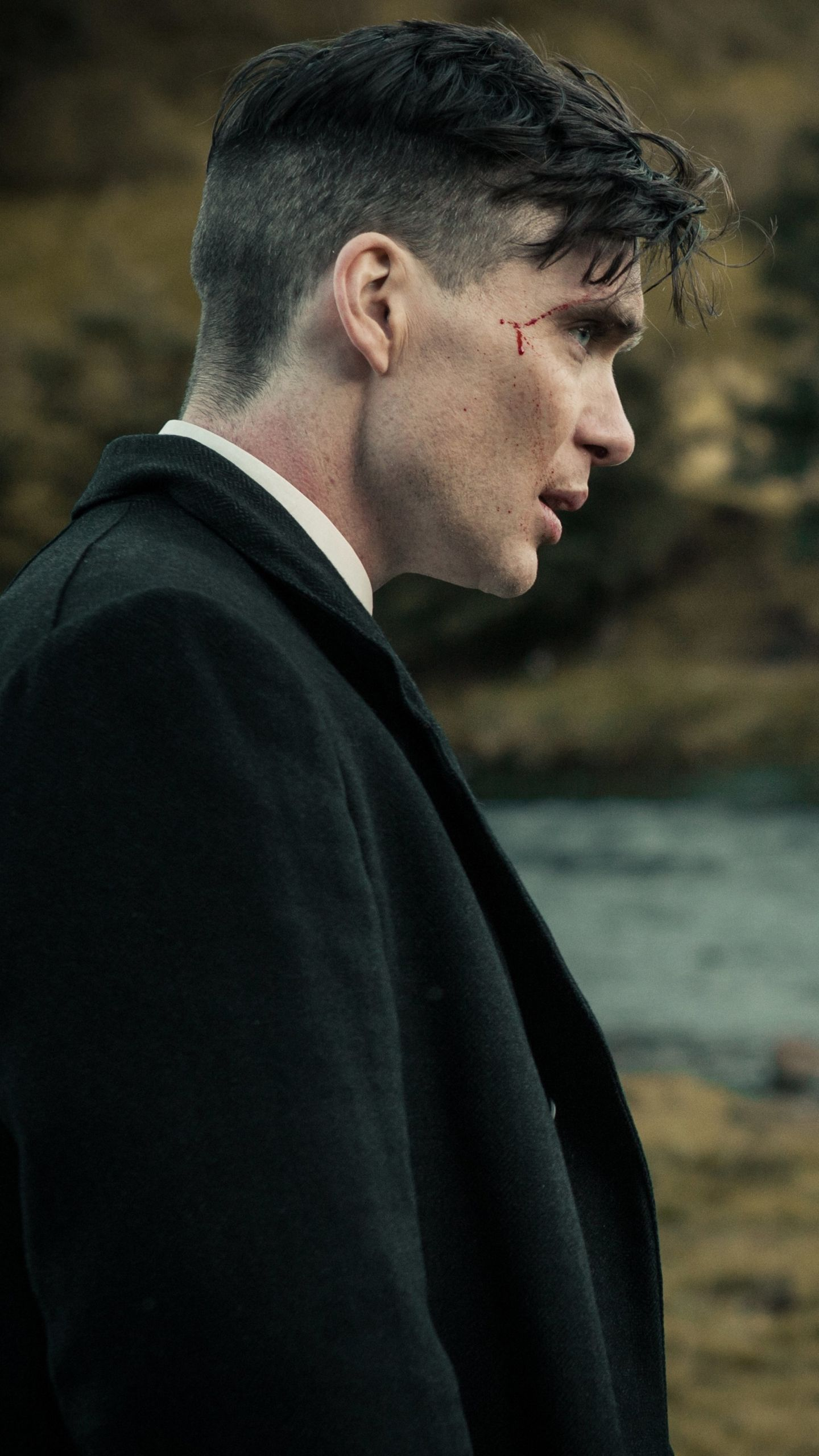 Tommy Shelby Wallpapers   Top Tommy Shelby Backgrounds 1440x2560