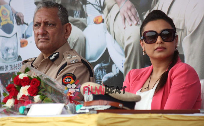 Photos Rani Mukerji launches Women Beat Marshalls Pictures Images 680x419
