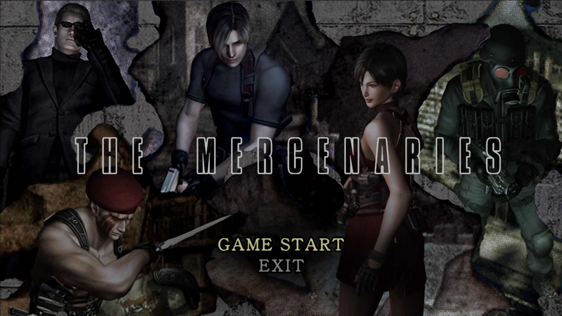 The Mercenaries RE4 Resident Evil Wiki FANDOM powered by Wikia 1920x1080