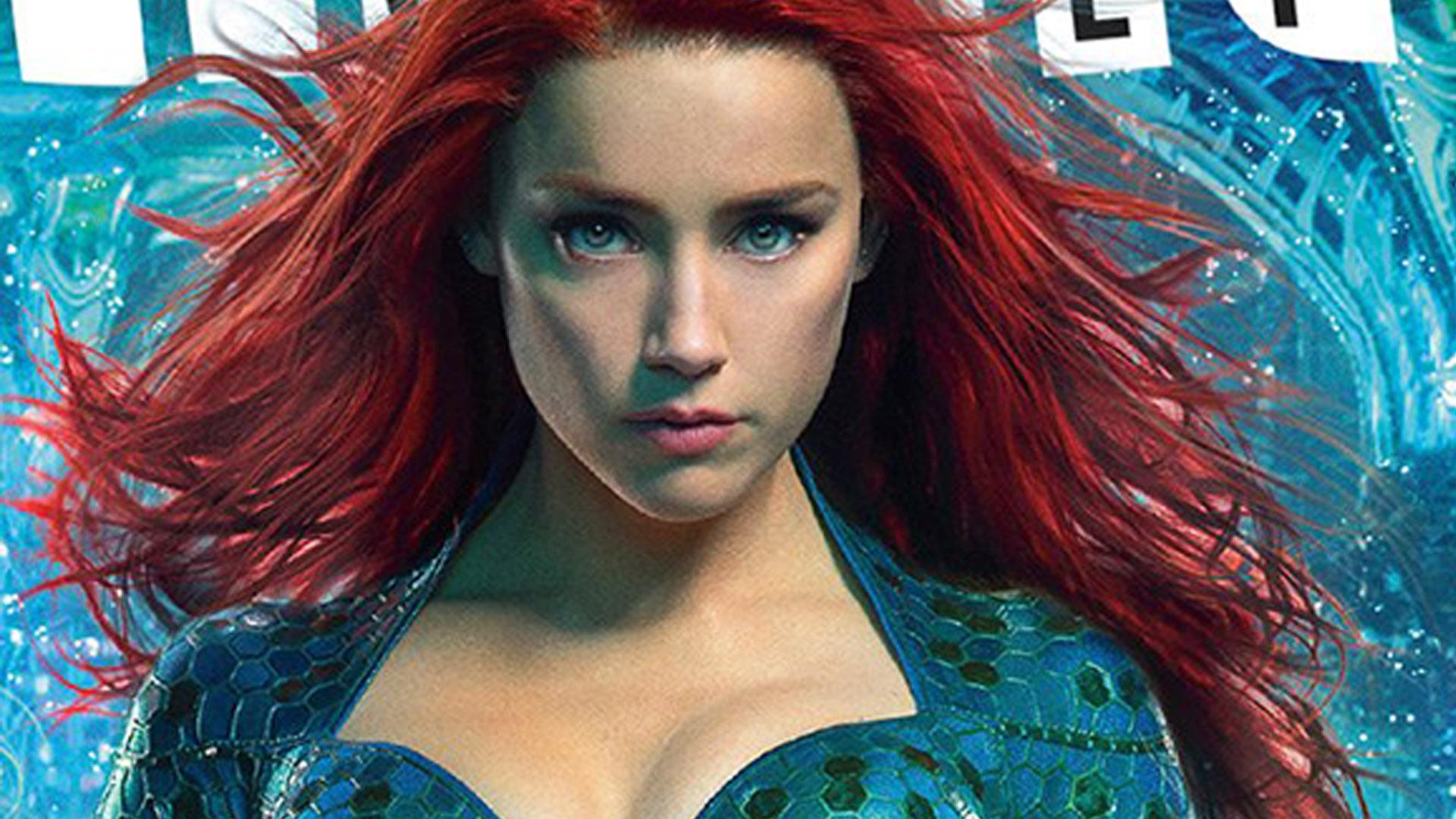 Aquaman Fans Are Raving Over Amber Heards Mera In New EW Stills 1920x1080