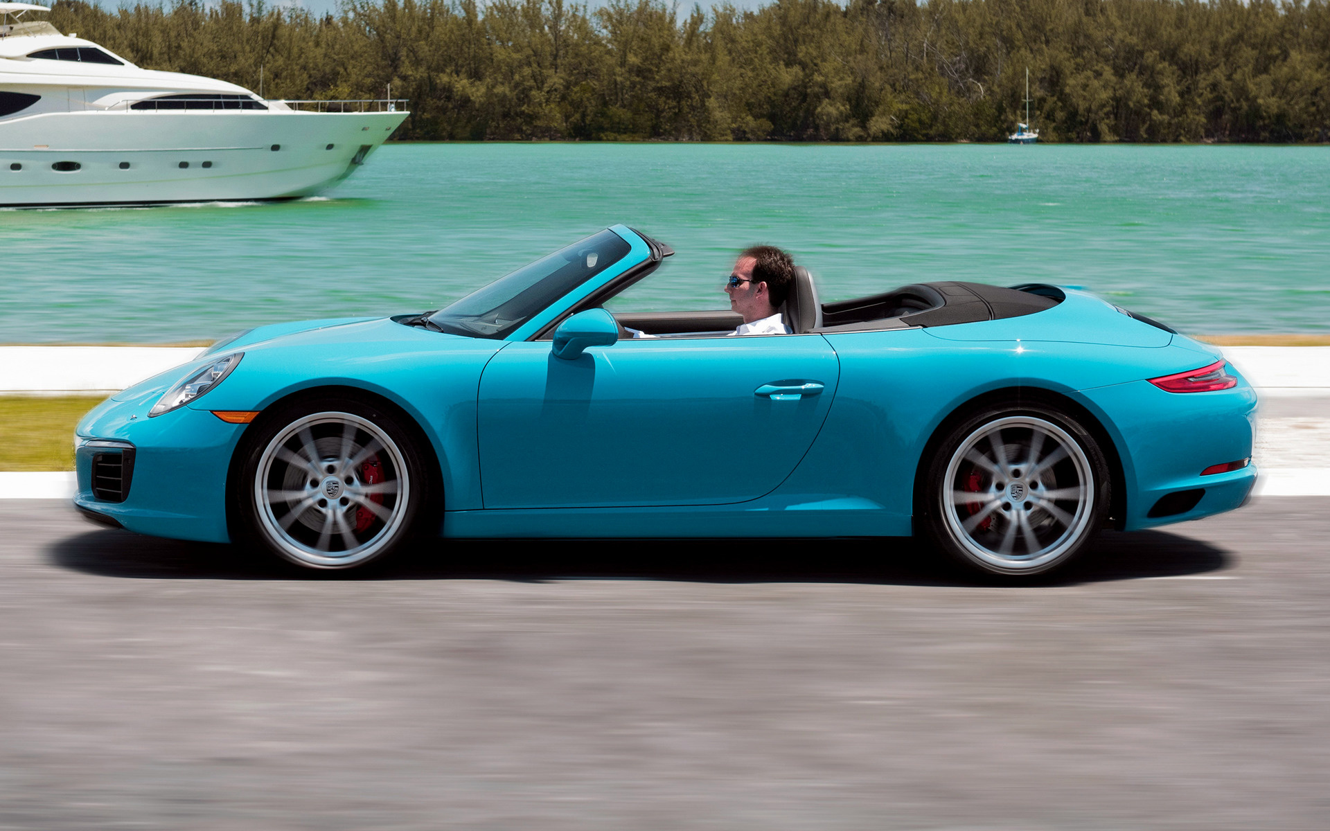 2017 Porsche 911 Carrera S Cabriolet US   Wallpapers and HD 1920x1200