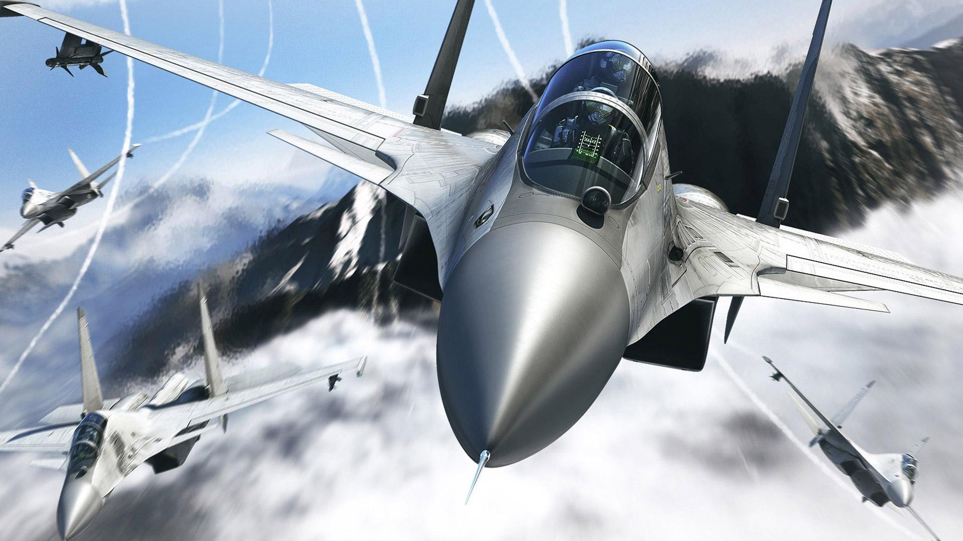 hd wallpaper jet fighter flying wallpapers55com   Best Wallpapers 1920x1080