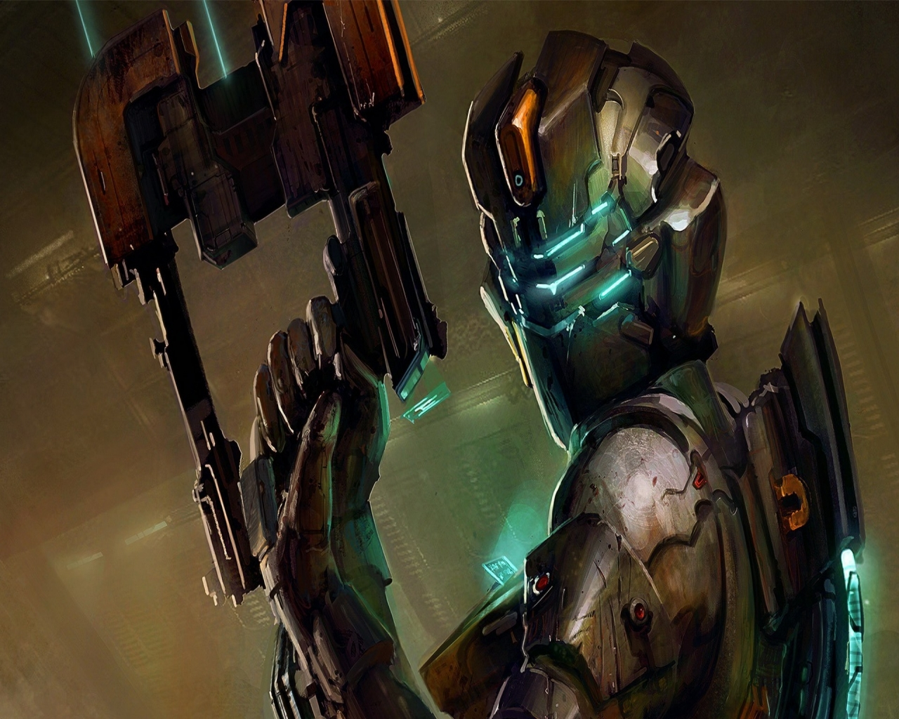 Games Wallpapers Dead Space 2 5638 1920x1080 pixel Exotic Wallpaper 1280x1024