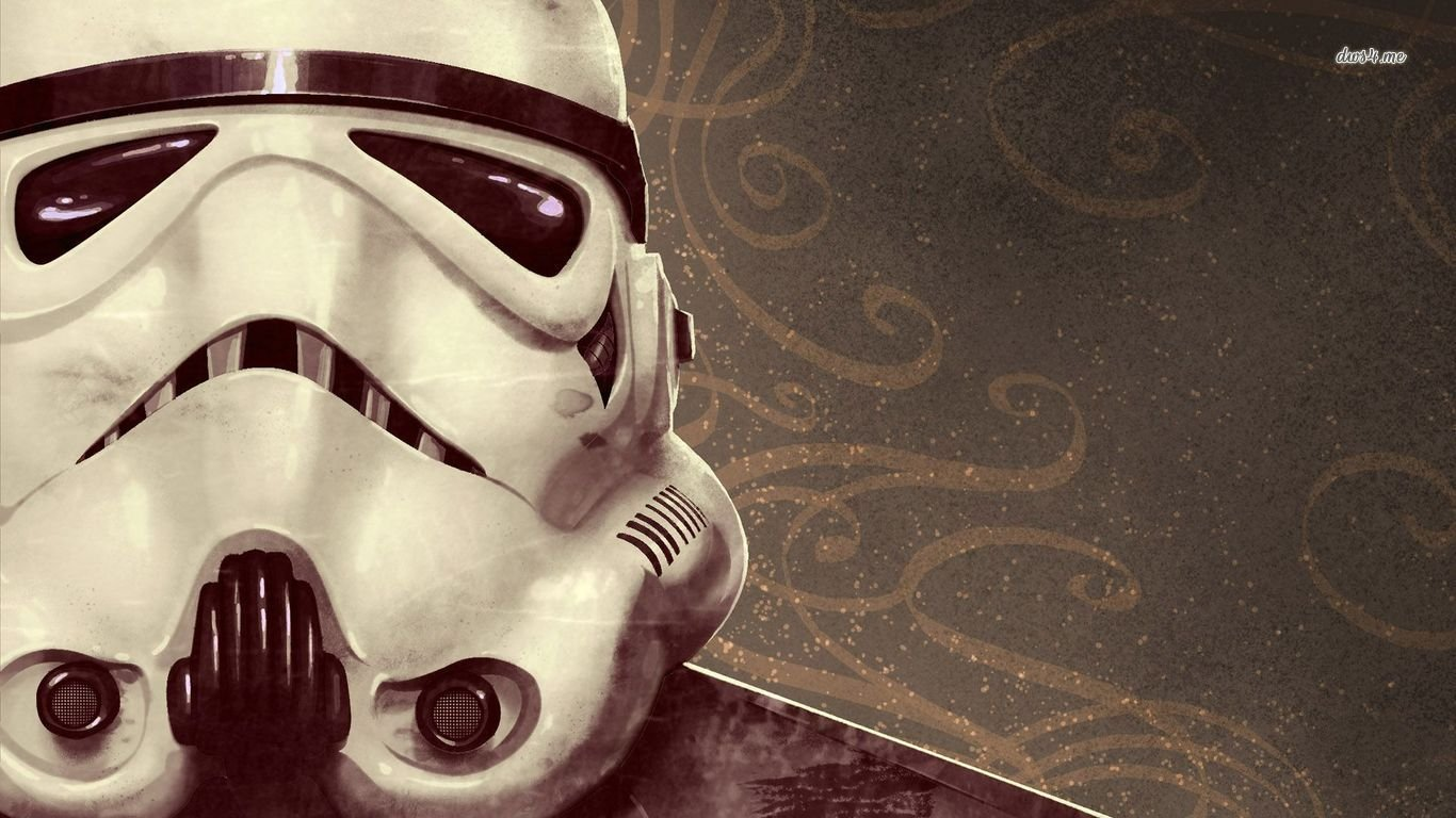Stormtrooper wallpaper   Movie wallpapers   6165 1366x768