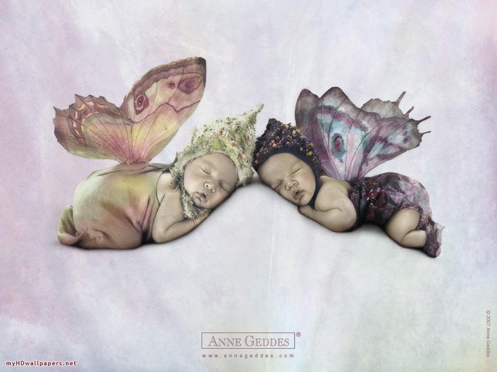 Anne geddes открытки