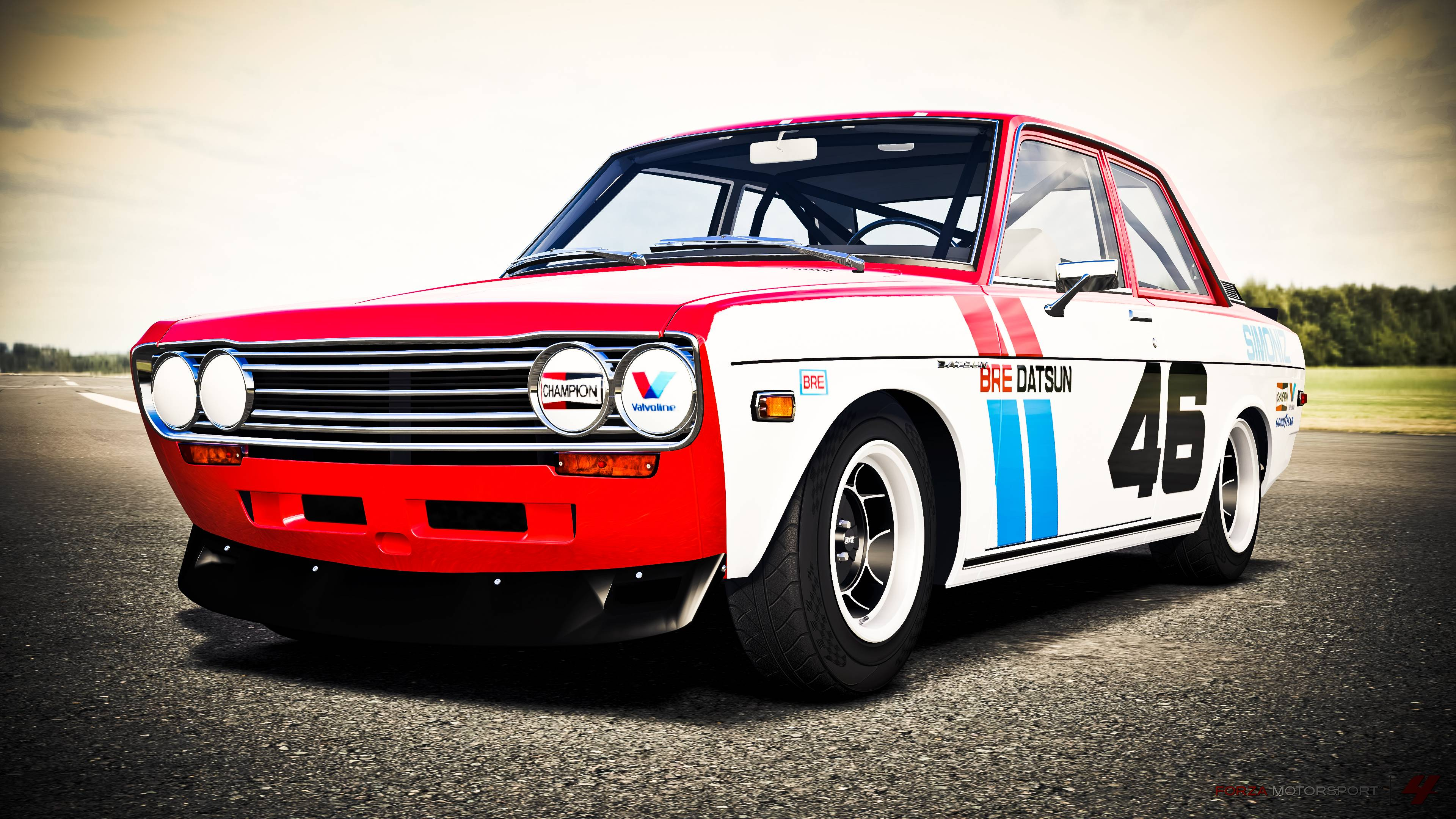 Datsun 510 Wallpapers 3840x2160