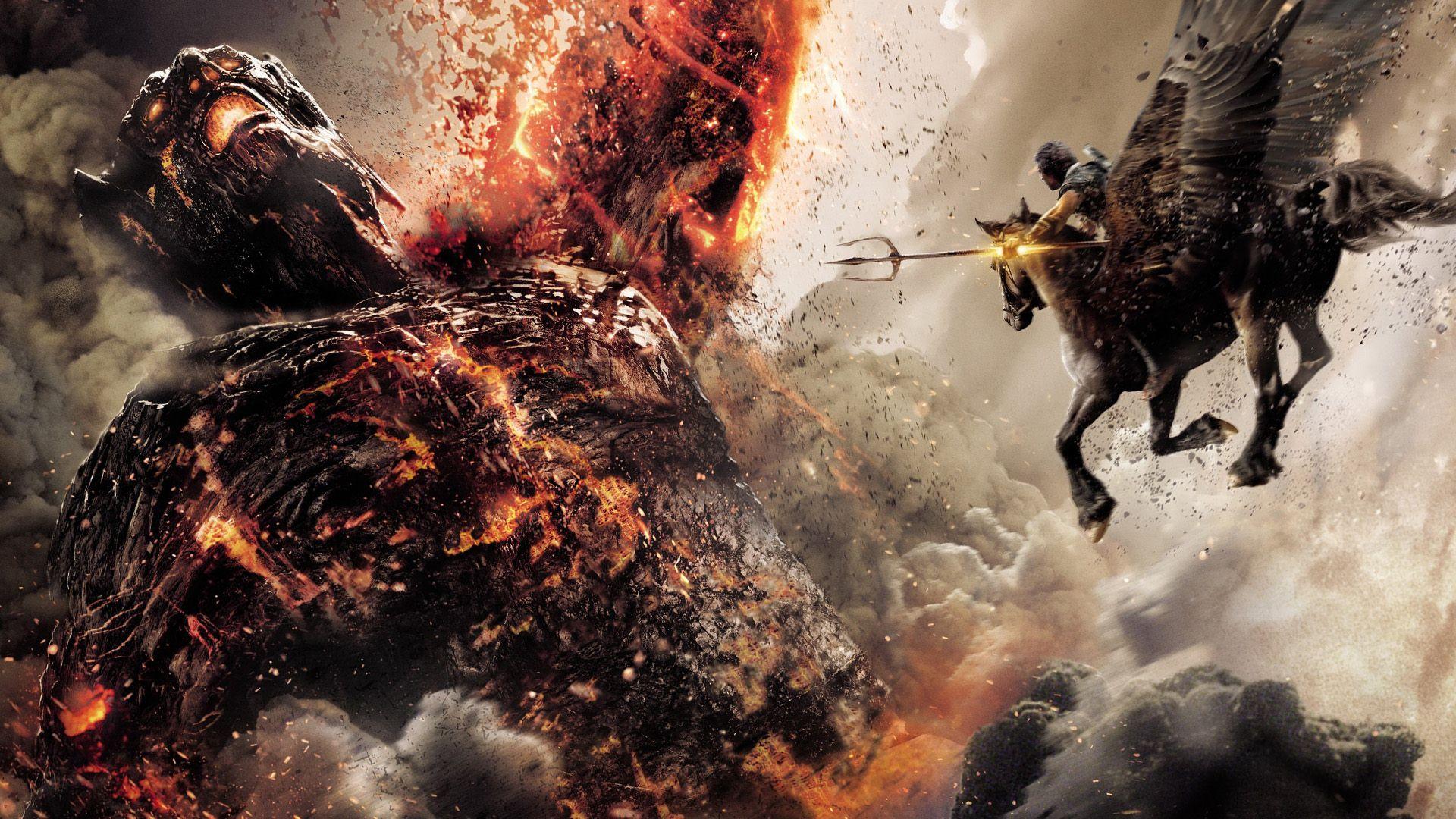 Wrath of The Titans Wallpaper 58195 1920x1080px 1920x1080