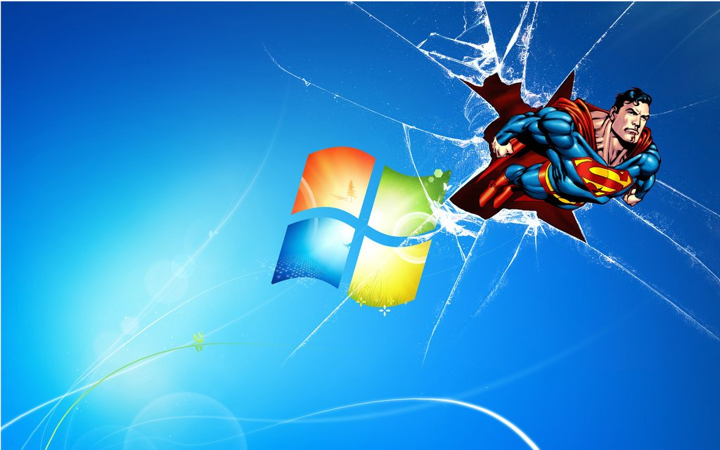 Free superman screensavers and wallpaper wallpapersafari - Superman screensaver ...