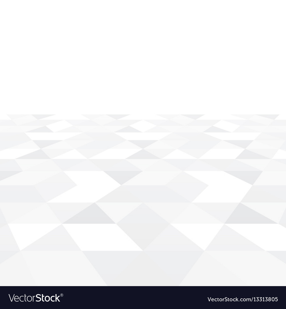 Abstract white background triangle Royalty Vector Image 1000x1080