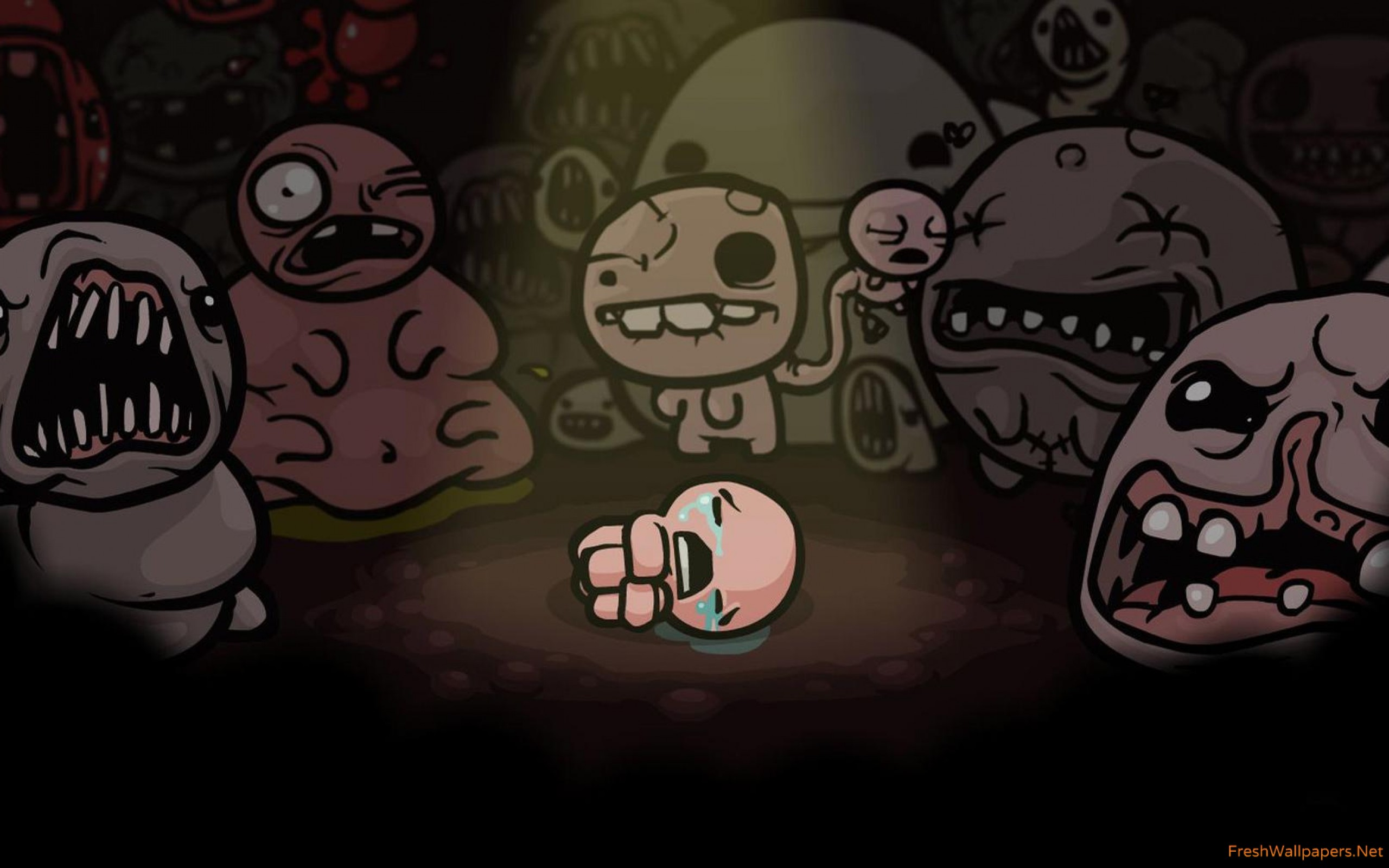The Binding of Isaac wallpapers Freshwallpapers 2560x1600