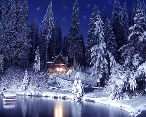 Stunning Collection Of Winter Wallpapers Crazy Frankenstein 500x400