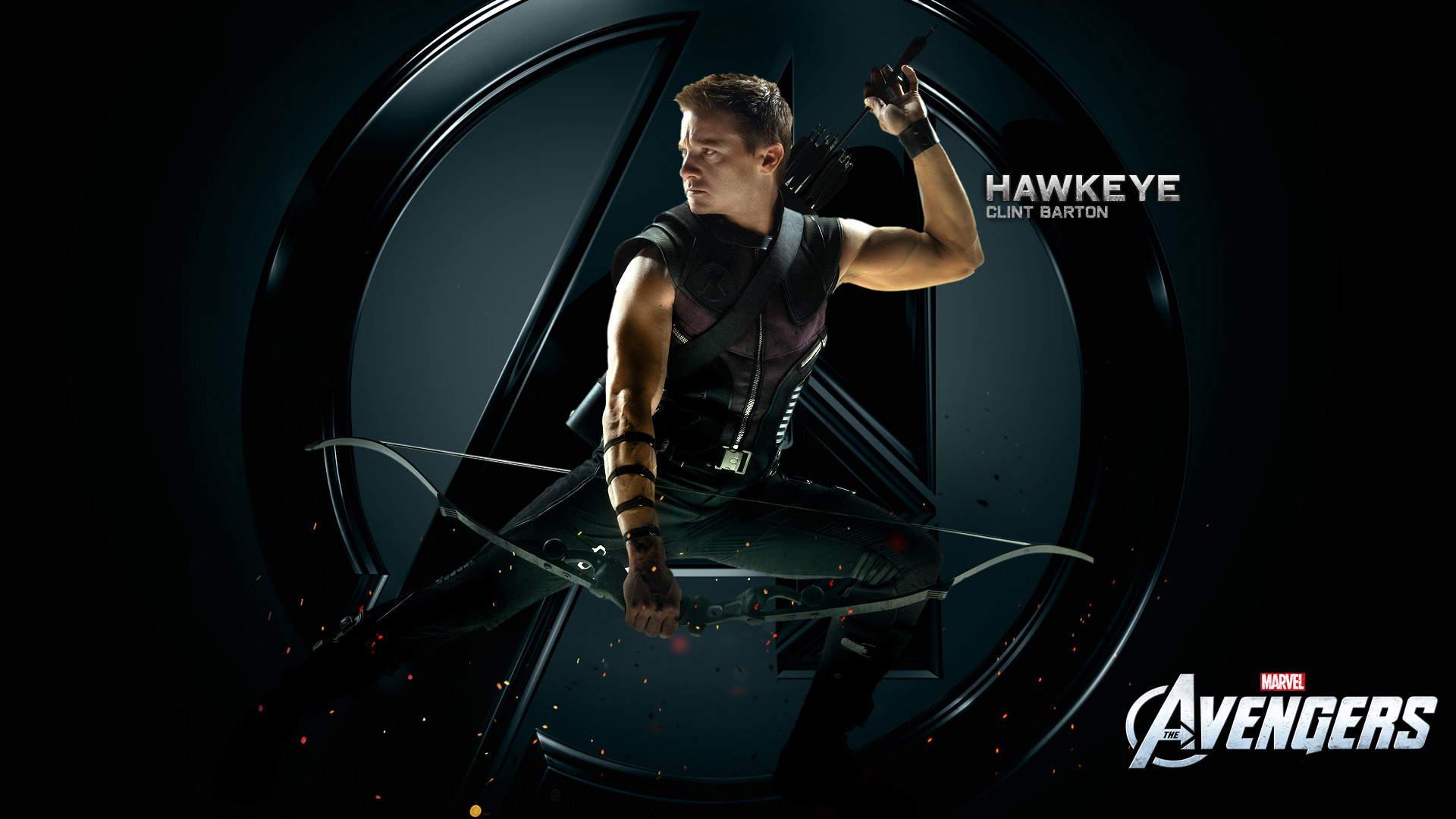 Hawkeye Clint Barton Wallpapers HD Wallpapers 1920x1080