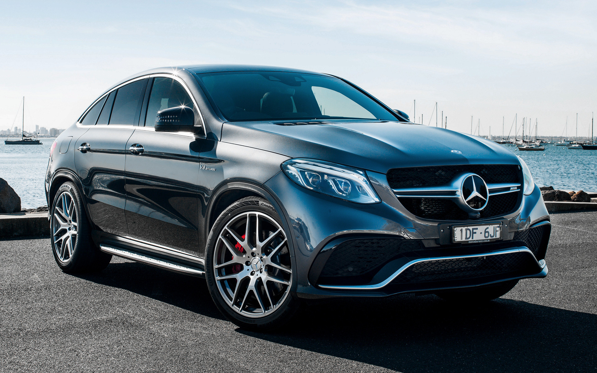 Free download 2015 Mercedes AMG GLE 63 S Coupe AU ...