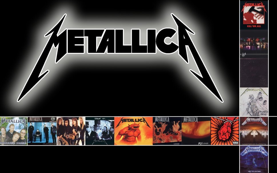 free download metallica albums wallpaper forwallpapercom 969x606 for your desktop mobile. Black Bedroom Furniture Sets. Home Design Ideas