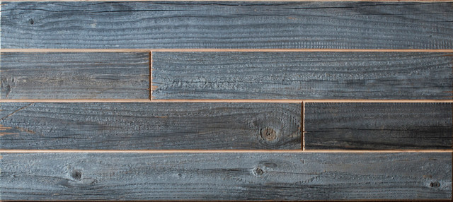 Reclaimed wood covering boards   Contemporary   Wallpaper   other 640x286